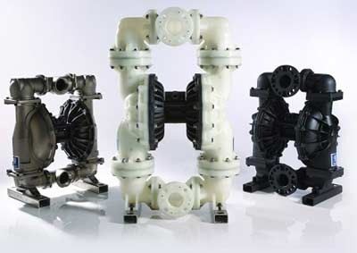 Pneumatic Double Diaphragm Pump