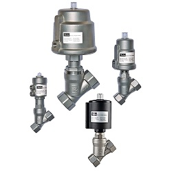 ANGLE BODY SEAT VALVES