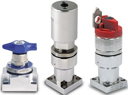 DIAPHRAGM AND BELLOWS VALVES