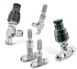METERING AND SAMPLING VALVES