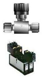 NEEDLE AND SPOOL VALVES