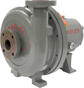 Wilfley A9 Vortex Recessed Chemical Centrifugal Pump