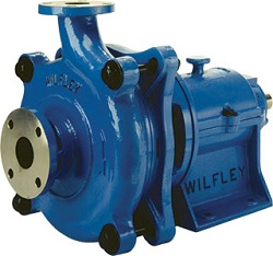 Wilfley Centrifugal Pumps Model AF Chemical
