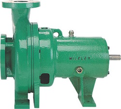 Wilfley Centrifugal Pumps Model AG Chemical Pump