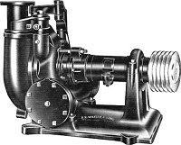 Wilfley Centrifugal Pumps Model K Slurry Pump