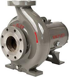 Wilfley Centrifugal Pumps Model A7 Chemical Pump