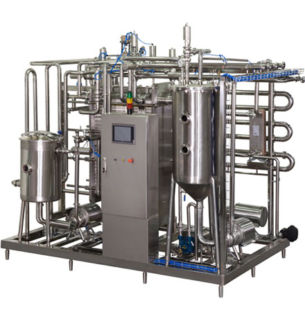 Plate-Pasteurizers