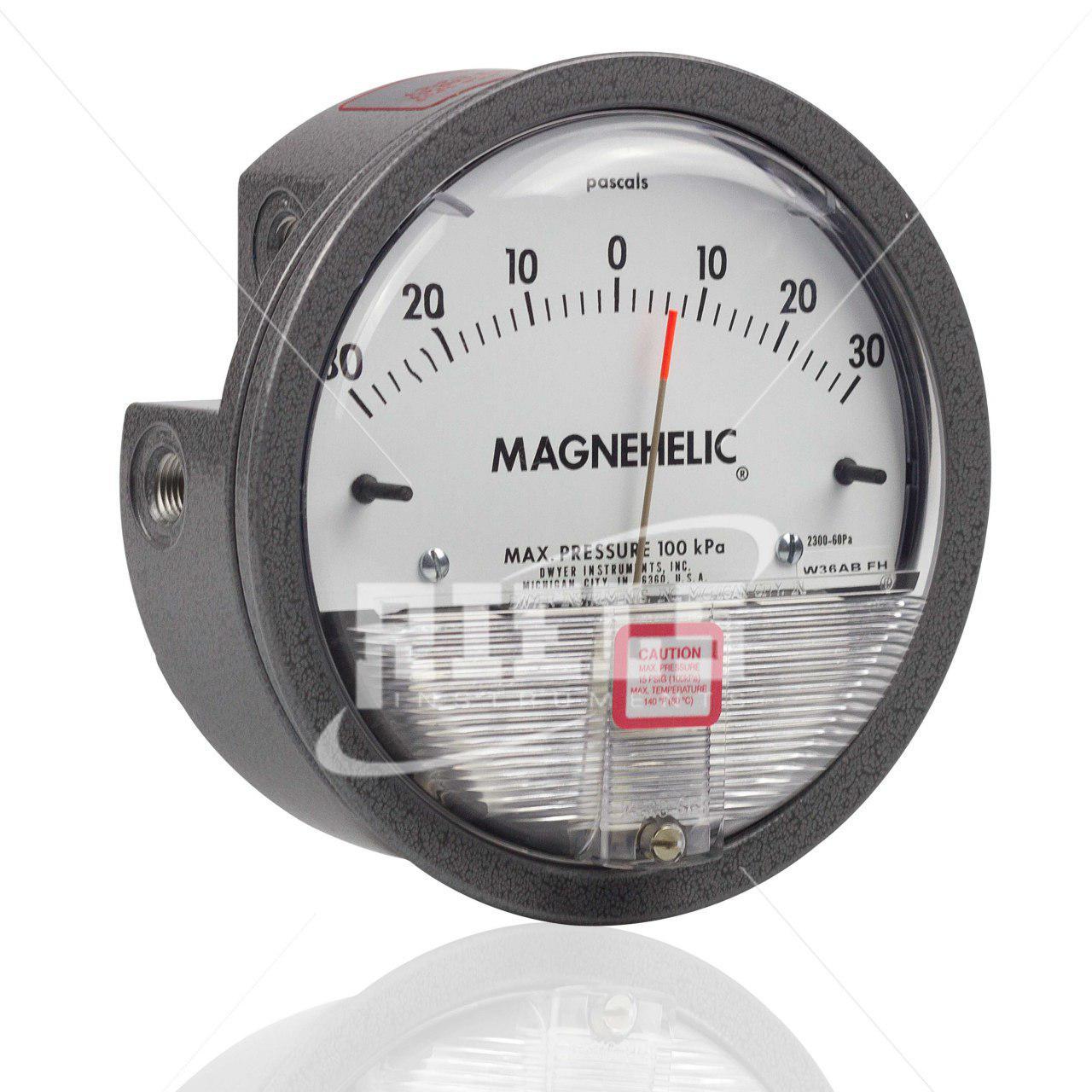 Magnehelic gauge 1