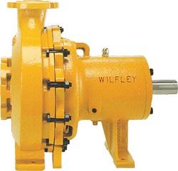 Wilfley Centrifugal Pumps Model ES Acid Slurry Pump